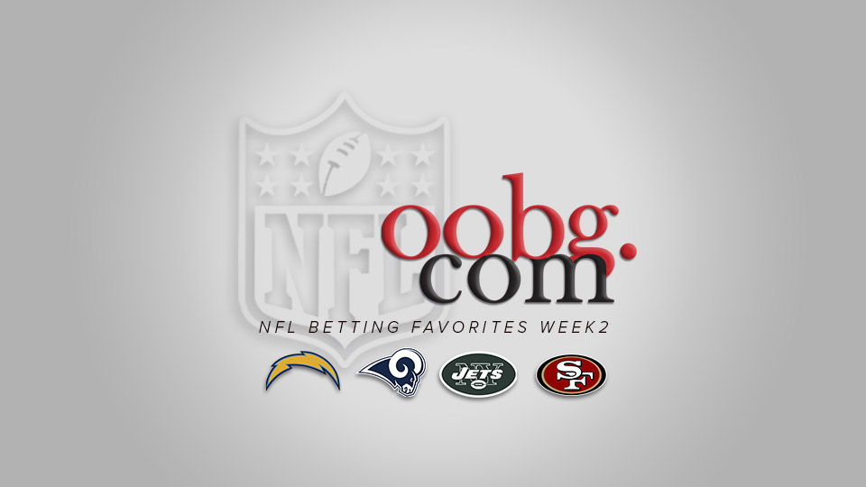 NFL betting favorites you should not let pass on Week 2