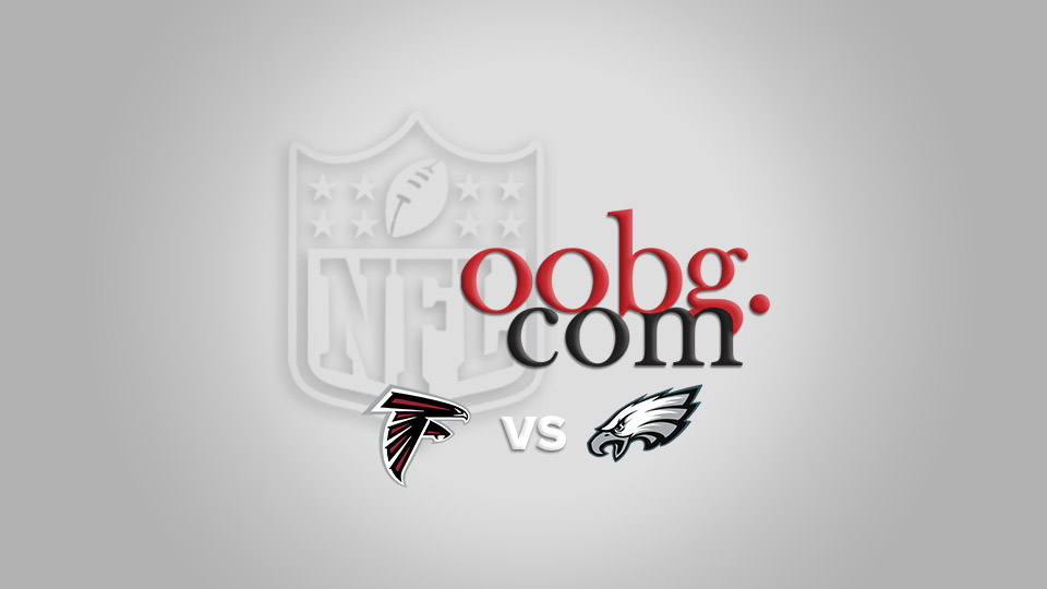 Falcons go to Eagles for the NFL Season Opener