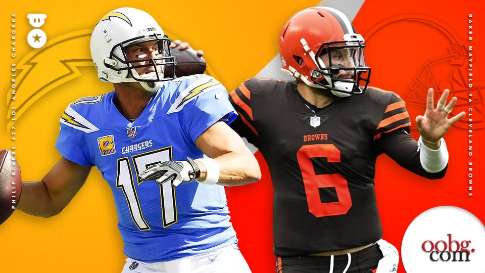 Betting favorites you should not let pass on Week 6 Chargers-vs-Browns
