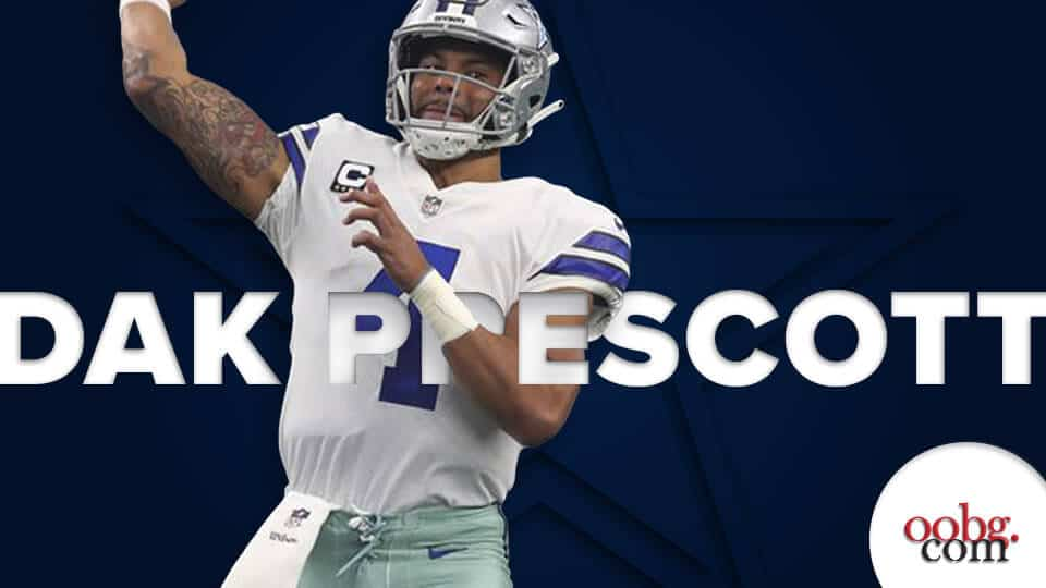 Sunday Night Football: Dallas Cowboys at Houston Texans_Dak-Prescott
