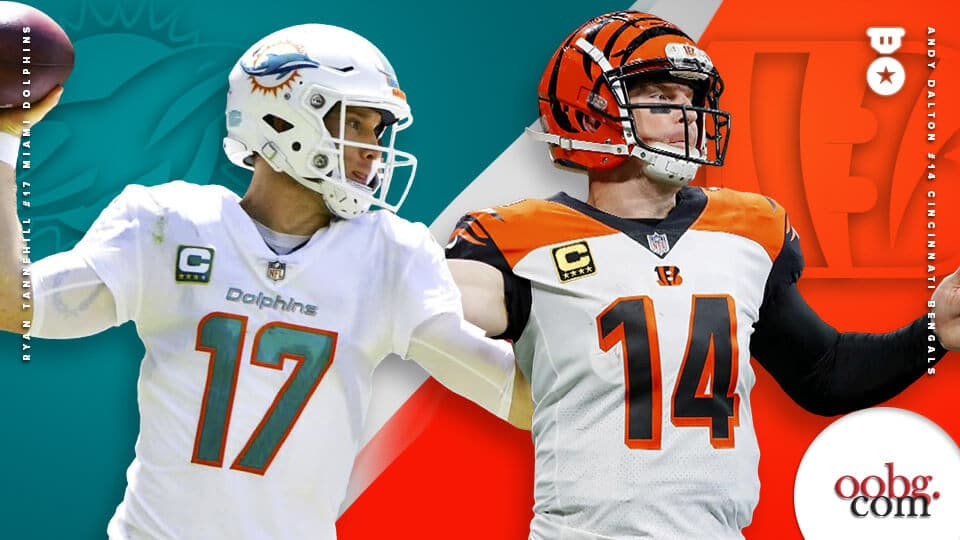 NFL Betting Favorites You Should not Let Pass on Week 5 Dolphins-vs-Bengals
