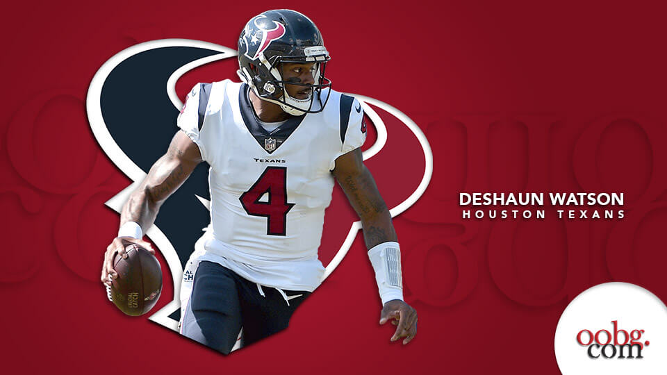Thursday Night Football: Miami Dolphins at Houston Texans_Deshaun-Watson (1)