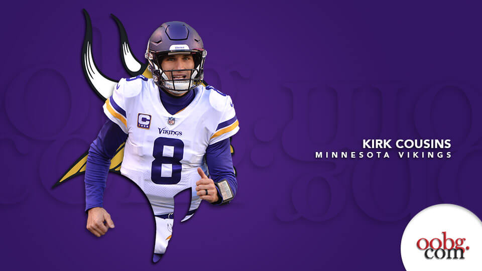 Sunday Night Football: New Orleans Saints at Minnesota Vikings_Kirk-Cousins (1)