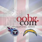 NFL International Series – Tennessee Titans at Los Angeles Chargers