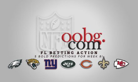 NFL Betting Action: Five Bold Predictions for Week 8!