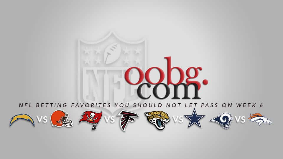 NFL Betting Favorites you Should Not Let Pass on Week 6