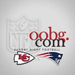 Sunday Night Football: Kansas City Chiefs at New England Patriots
