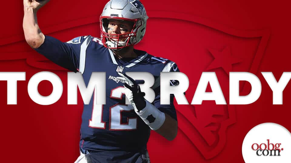 Thursday Night Football: Indianapolis Colts at New England Patriots_Tom-Brady
