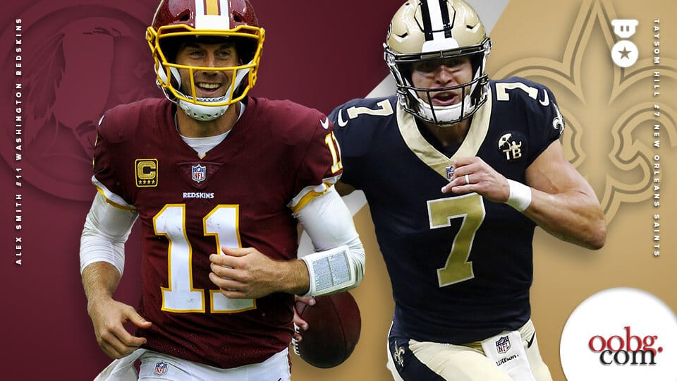NFL Betting Favorites You Should not Let Pass on Week 5 Redskins-vs-Saints