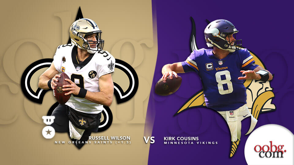 NFL Week 8 underdogs worth betting on Saints-vs-Vikings