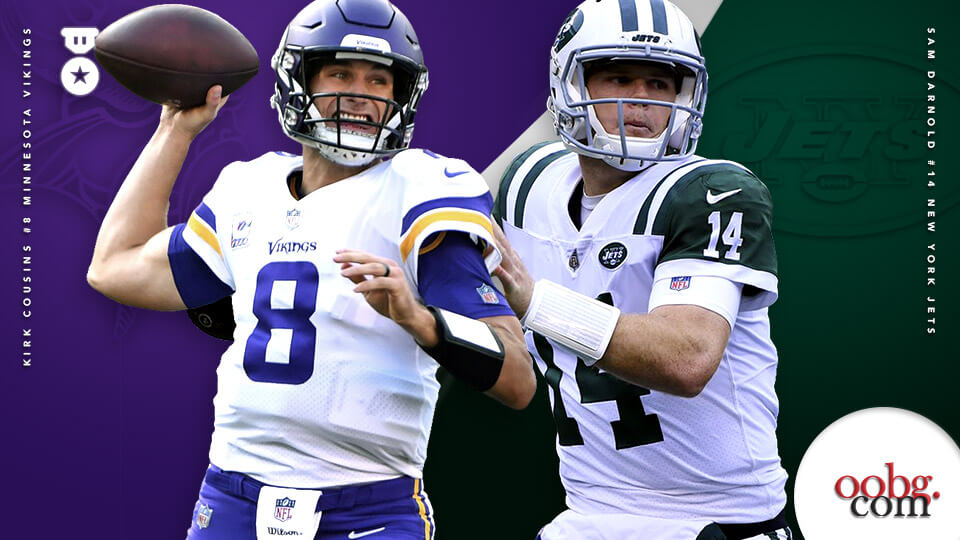 NFL Betting Favorites You should not let pass on Week 7 Vikings-vs-Jets