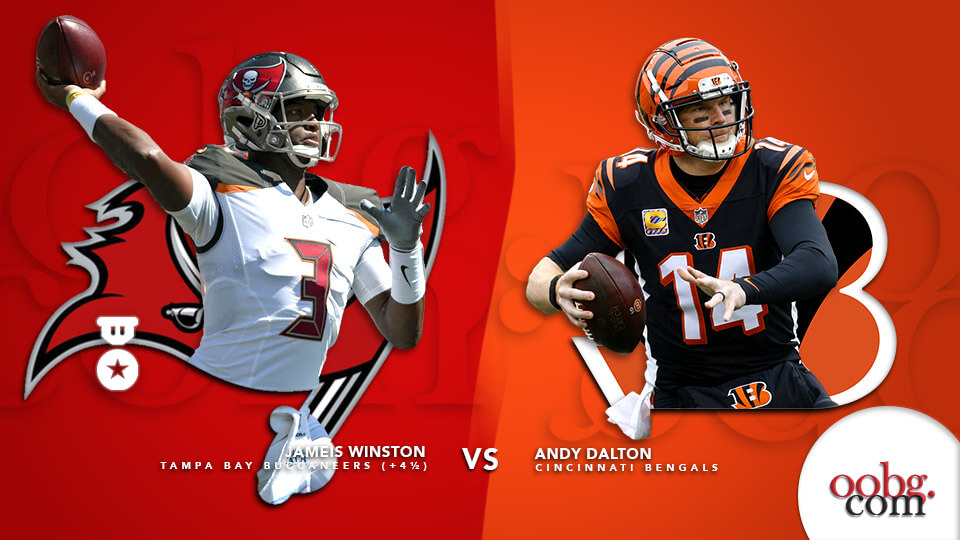 NFL Week 8 Parlay Picks provided by YouWager buccaneers-vs-bengals