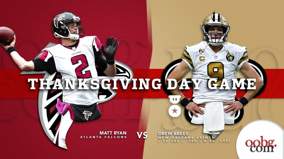 NFL Betting Favorites You Should Not Let Pass on Week 12 Atlanta-Falcons-at-New-Orleans-Saints