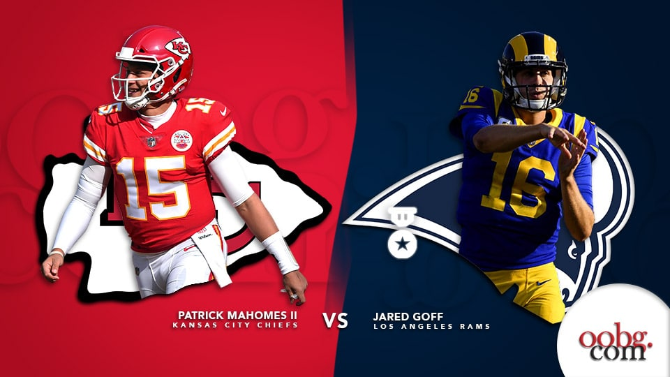 NFL Parlay Picks provided by YouWager Chiefs-vs-Rams