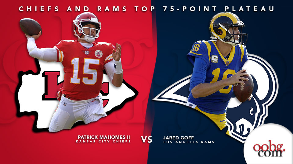 NFL Betting Action: Five Bold Predictions for Week 11 Chiefs-vs-Rams