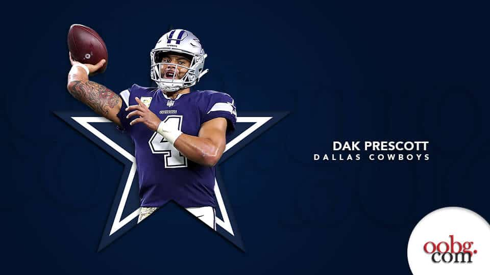 Sunday Night Football: Dallas Cowboys Vs Philadelphia Eagles_Dak-Prescott