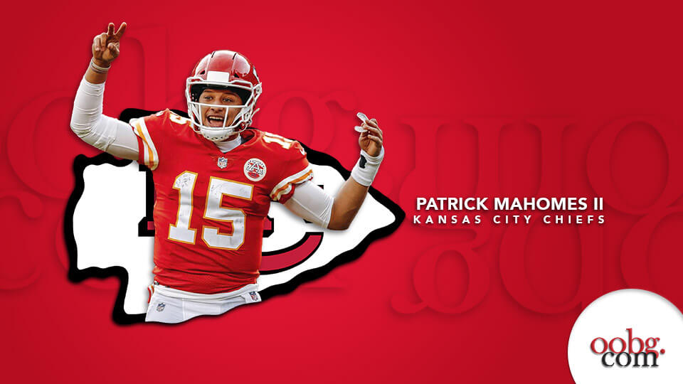 Monday Night Football: Kansas City Chiefs at Los Angeles Rams_Patrick-Mahomes