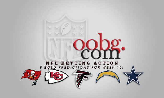 NFL Betting Action: Five Bold Predictions for Week 10!