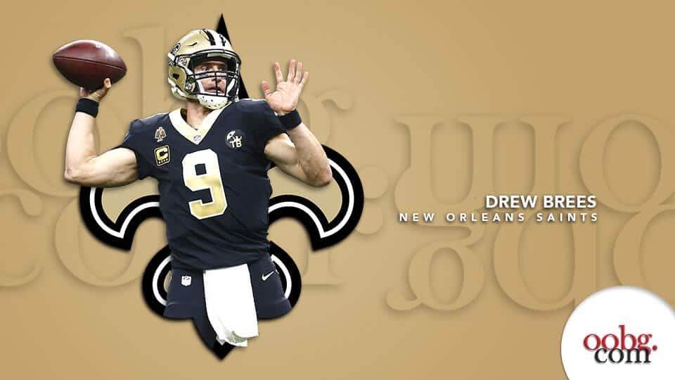 Thursday Night Football: New Orleans Saints at Dallas Cowboys_Drew-Brees
