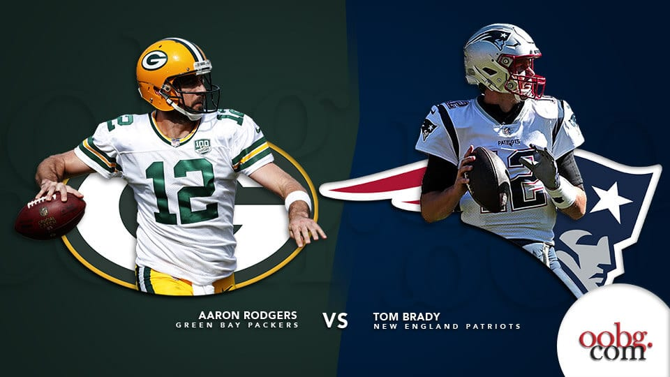 NFL Betting Action: Five Bold Predictions for Week 9 Packers-vs-Patriots