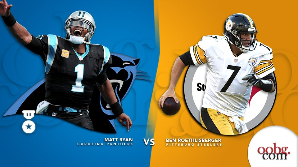 NFL Week 10 Underdogs Worth Betting On Panthers-vs-Steelers (1)