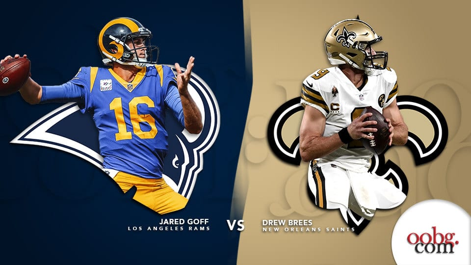 NFL Betting Action: Five Bold Predictions for Week 9 Rams-vs-Saints