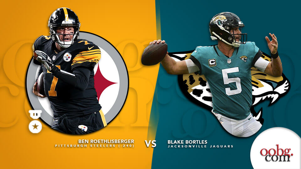 NFL Betting Favorites You Should Not Let Pass In Week 11 Steelers-vs-Jaguars