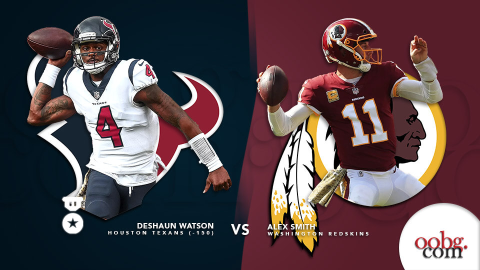 NFL Betting Favorites You Should Not Let Pass In Week 11  Texans-vs-Redskins