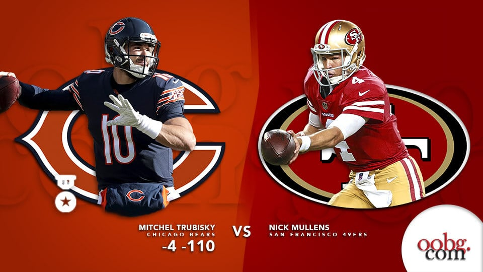 NFL Betting Favorites You Should Not Let Pass In Week 16 Chicago-Bears-at-San-Francisco-49ers