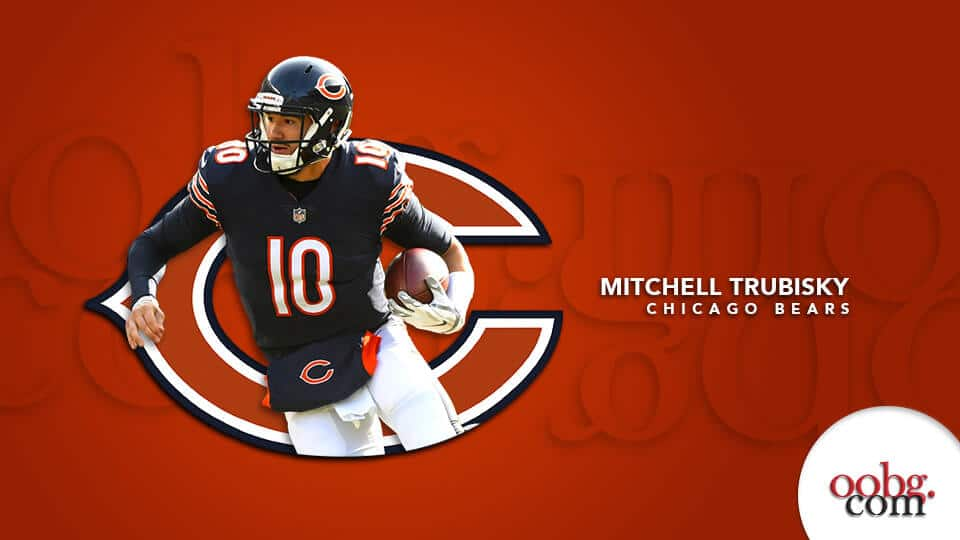 Sunday Night Football: Los Angeles Rams at Chicago Bears Chicago-Bears_Mtchell-Trubisky