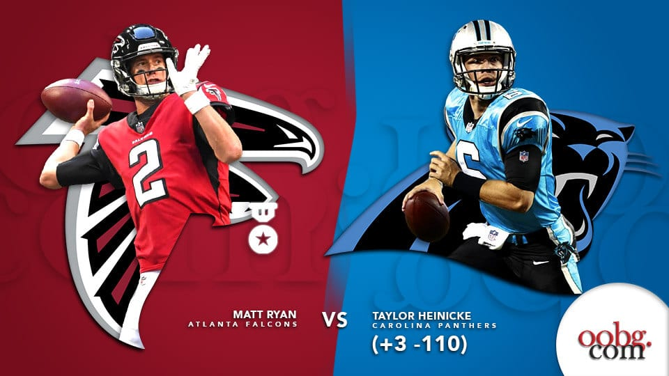 NFL Parlay Picks provided by YouWager 1222 Falcons-vs-Panthers