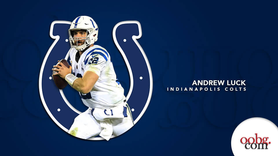 AFC Wild Card: Indianapolis Colts Vs Houston Texans_Andrew-Luck