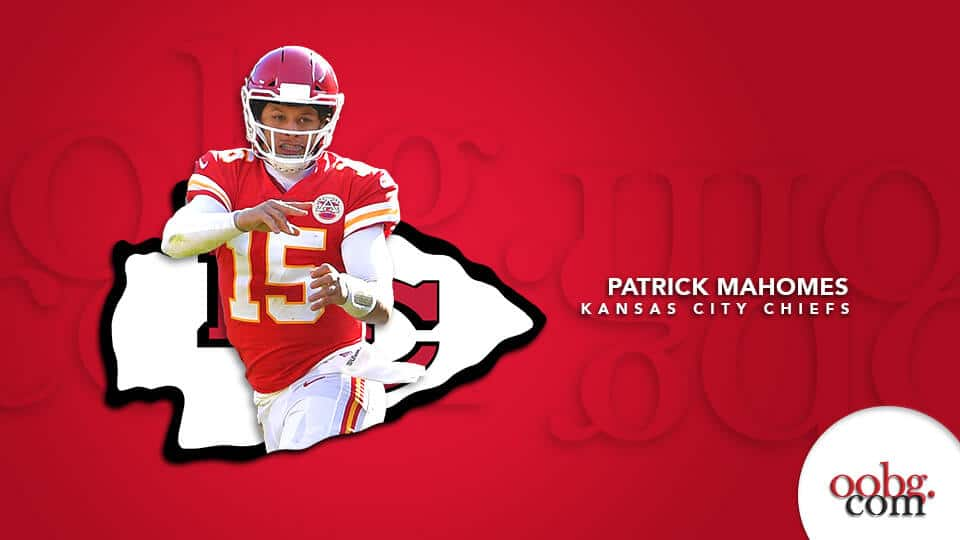 Thursday Night Football: Los Angeles Chargers at Kansas City Chiefs Kansas-City-Chiefs_Patrick-Mahomes