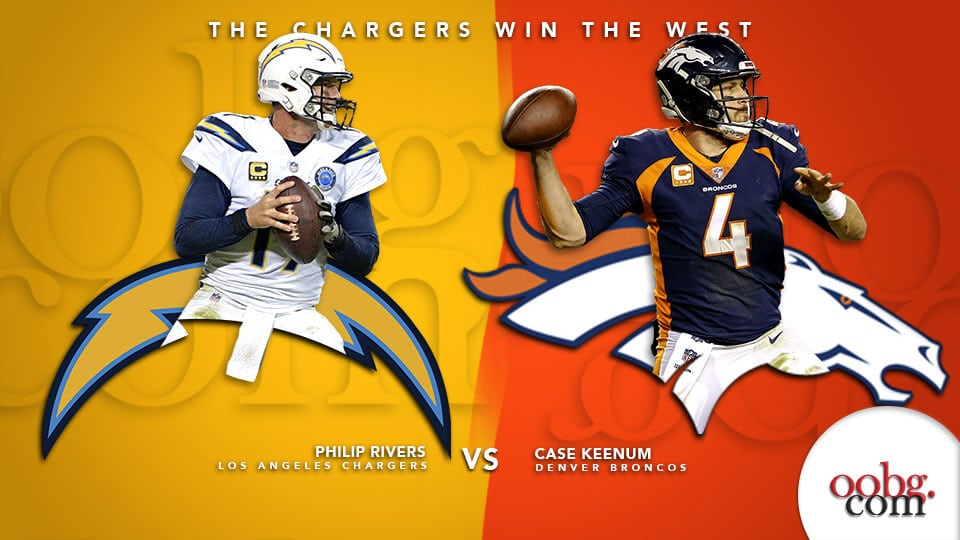 NFL Betting Action: Five Bold Predictions for Week 17! Los-Angeles-Chargers-at-Denver-Broncos