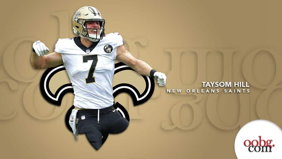 Monday Night Football: New Orleans Saints at Carolina Panthers_Taysom-Hill