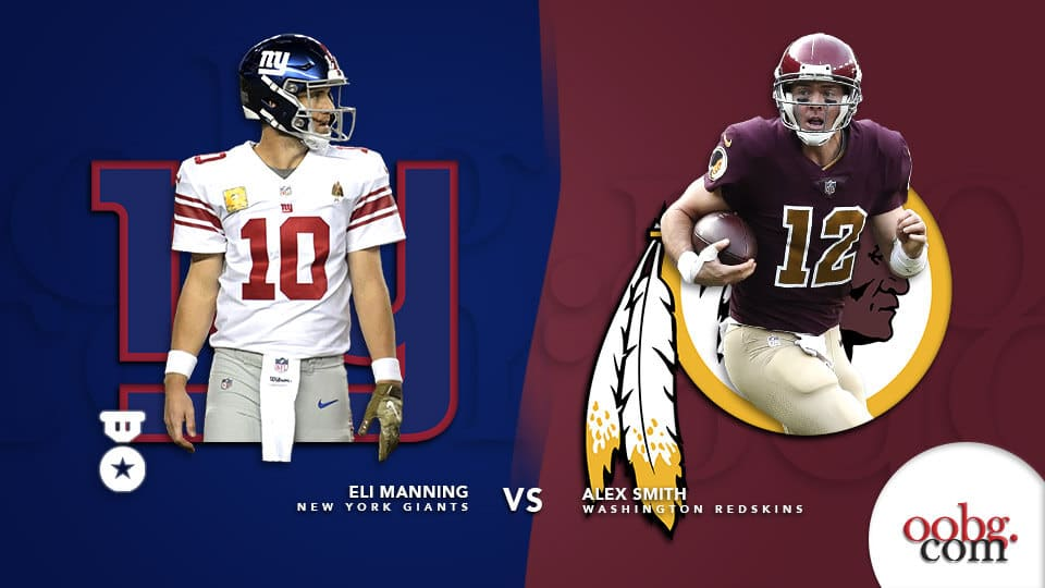 NFL Week 14 Underdogs Worth Betting On New-York-Giants-at-Washington-Redskins