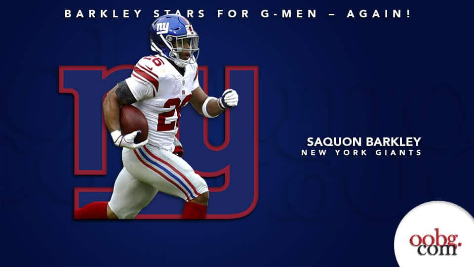NFL Betting Action: Five Bold Predictions for Week 15 New-York-Giants_Saquon-Barkley