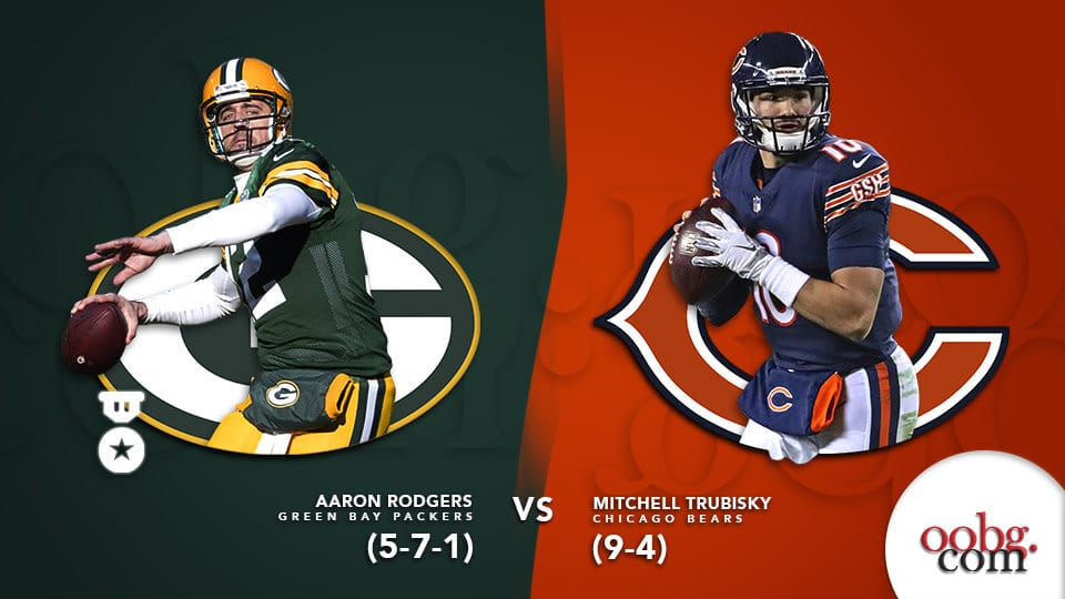 NFL Parlay Picks provided by YouWager for Week 15 Packers-vs-Bears