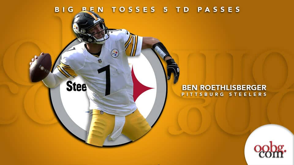 NFL Betting Action: Five Bold Predictions for Week 14! Pittsburg-Steeelers_Ben-Roethlisberger