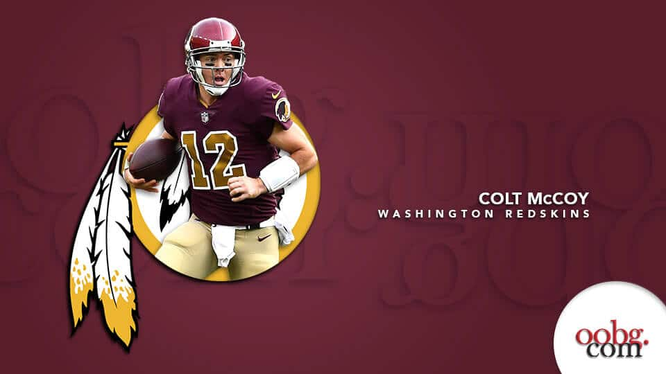 Monday Football Night: Washington Redskins at Philadelphia Eagles Washington-Redskins_Colt-McCoy