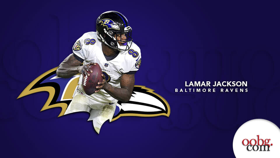 AFC Wild Card: Los Angeles Charges Vs Baltimore Ravens Baltimore-Ravens_Lamar-Jackson