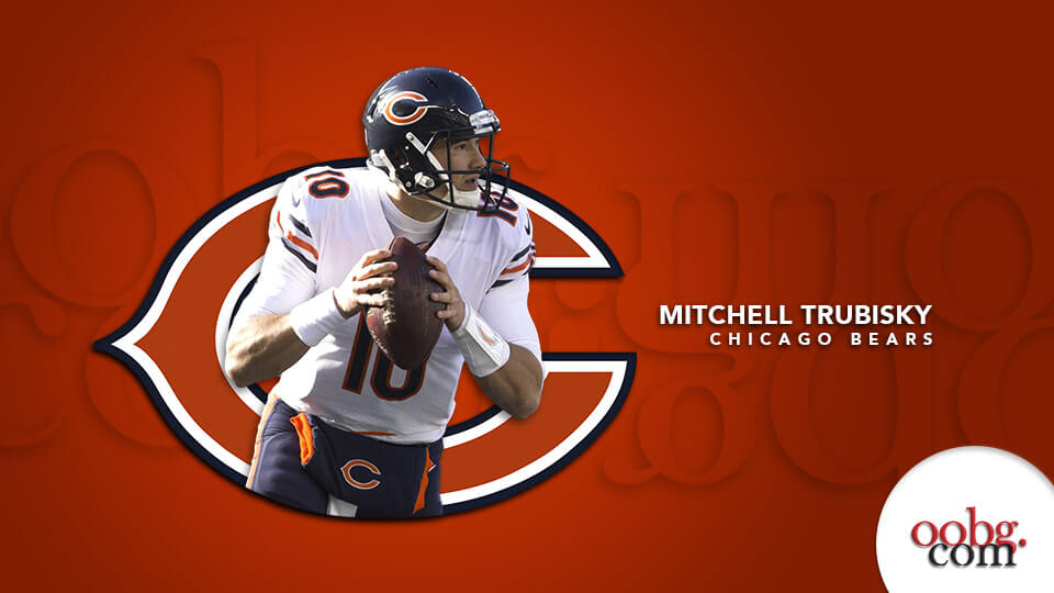 NFC Wild Card: Philadelphia Eagles at Chicago Bears_Mitchell-Trubisky