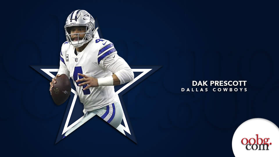 NFC Wild Card: Seattle Seahawks Vs Dallas Cowboys Dallas-Cowboys_Dak-Prescott