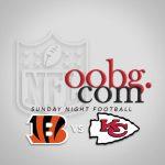 Sunday Night Football: Cincinnati Bengals at Kansas City Chiefs