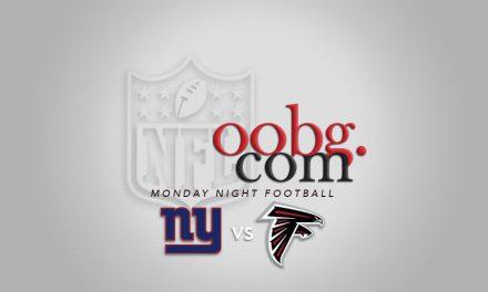 Monday Night Football: New York Giants at Atlanta Falcons