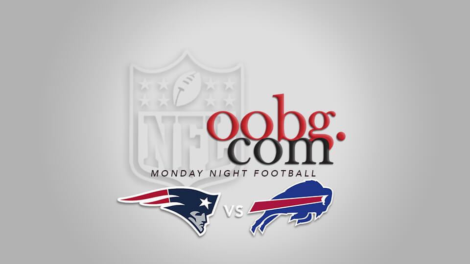 Monday Night Football: New England Patriots at Buffalo Bills